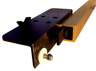Accusquare Fence System - Twist and Lock Precision.